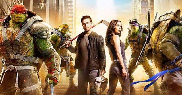 Teenage Mutant Ninja Turtles: Out of theShadows